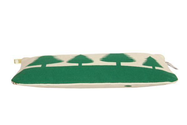 Christmas Cosmetic Pouch_EcoRight_Bottom_Green