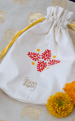 Customized bags for wedding