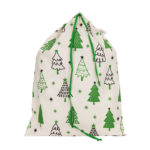 Christmas Drawstring Pouch - EcoRight