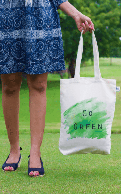 Ecofriendly tote bags by ecorightbags