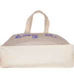 Bag it! – Natural - Canvas Large Tote Bag | EcoRight Bags 3