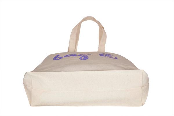 Bag it! – Natural - Canvas Large Tote Bag | EcoRight Bags 3