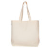 Bag it! – Natural - Canvas Large Tote Bag | EcoRight Bags 2