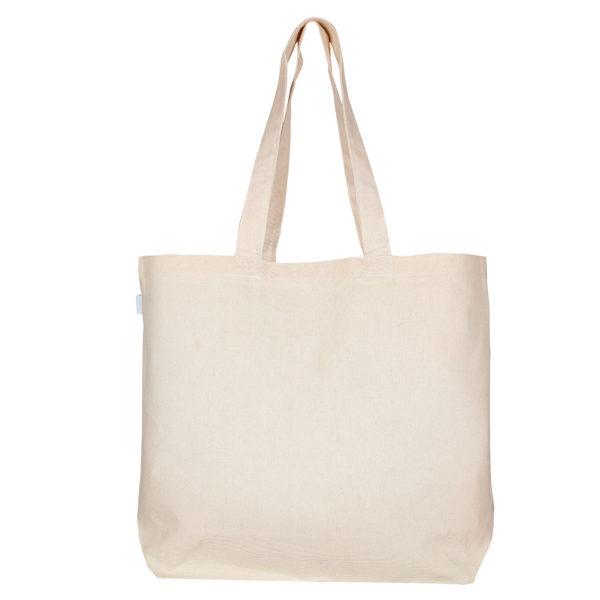 Bag it! – Natural - Canvas Large Tote Bag | EcoRight Bags 2