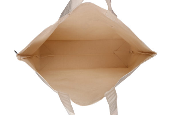 Bag it! – Natural - Canvas Large Tote Bag | EcoRight Bags 4