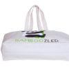 Bamboozled Panda–Natural-Canvas Large Tote Bag | EcoRight Bags 2