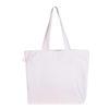 Bamboozled Panda–Natural-Canvas Large Tote Bag | EcoRight Bags 3