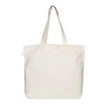 Civilizations Fade – Natural-Canvas Large Tote Bag | EcoRight Bags 2