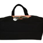 Last Season Black Canvas Large Tote Bag   EcoRight Bags 3