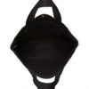 Last Season Black Canvas Large Tote Bag   EcoRight Bags 4