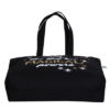 Magical Powers Black Canvas Large Tote Bag | EcoRight Bags 2