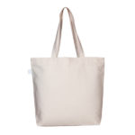Save Our Seas – Natural-Canvas Large Tote Bag | Ecoright Bags 2