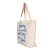 Saving Our Planet – Natural-Canvas Large Tote Bag | EcoRight Bags 1