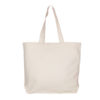 What's for dinner – Natural - Canvas Large Tote Bag | EcoRight Bags 3