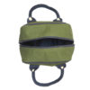 Canvas Lunch Tote Bag Dark Green | EcoRight Bags 5