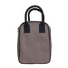 Canvas Lunch Tote Bag Grey | EcoRight Bags 3