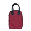 Canvas Lunch Tote Bag Maroon | EcoRight Bags