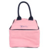 Canvas Lunch Tote Bag Pink | EcoRight Bags 2
