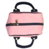 Canvas Lunch Tote Bag Pink | EcoRight Bags 4
