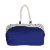 Canvas Premium Beach Bag Boats Natural | EcoRigh Bags 1