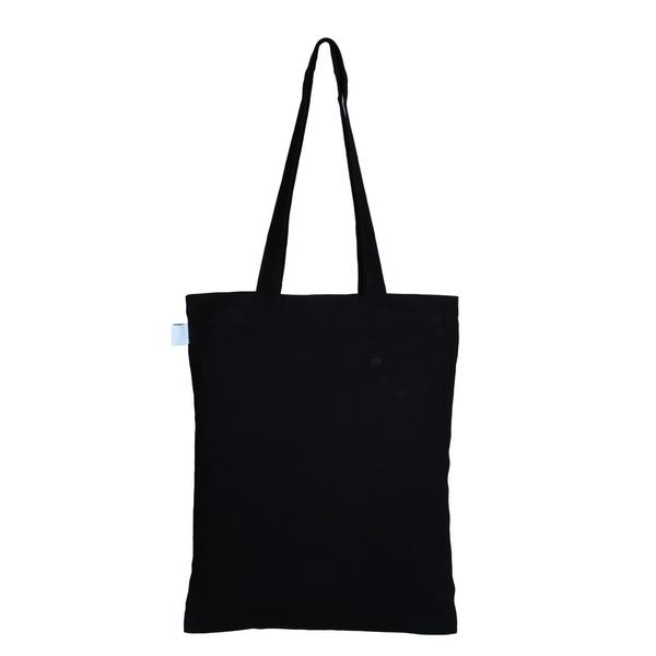 af442d172d7 Canvas Zipper Tote Bag, Magical Powers - Black