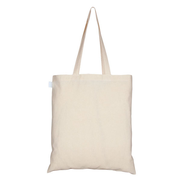 Houston we have a problem Natural Cotton Tote Bag | EcoRight Bags 4