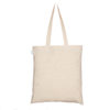 No Room For Plastic Natural Cotton Tote Bag | EcoRight Bags 4