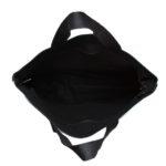 Happy Planet Black Juton Large Zipper Tote Bag | EcoRight Bags 4