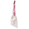 Premium Cotton Drawstring Pouch Wreath Natural | EcoRight Bags 6