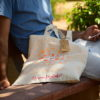 Cotton Tote Bag- 0101A04-LS-1