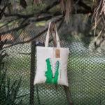 Cotton Tote Bag-0101B03-Life Style-1