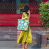 Canvas Large Tote Bag-0201G04-LS-1