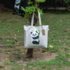 Canvas Large Tote Bag- 0201H04-LS-2