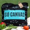 Canvas Large Tote Bag-0202I01-LS-1