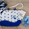 Canvas Premium Beach Bag- 1501-LS-1