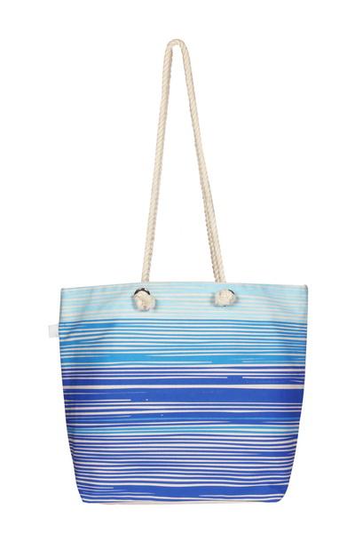 Canvas Beach Bag-1701A11-Back
