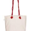 Canvas Beach Bag-1701F04-Back
