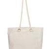Canvas Beach Bag-1701H05-Back