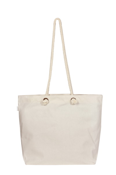 Canvas Beach Bag-1701H05-Back