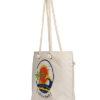 Canvas Beach Bag-1701H05-Side