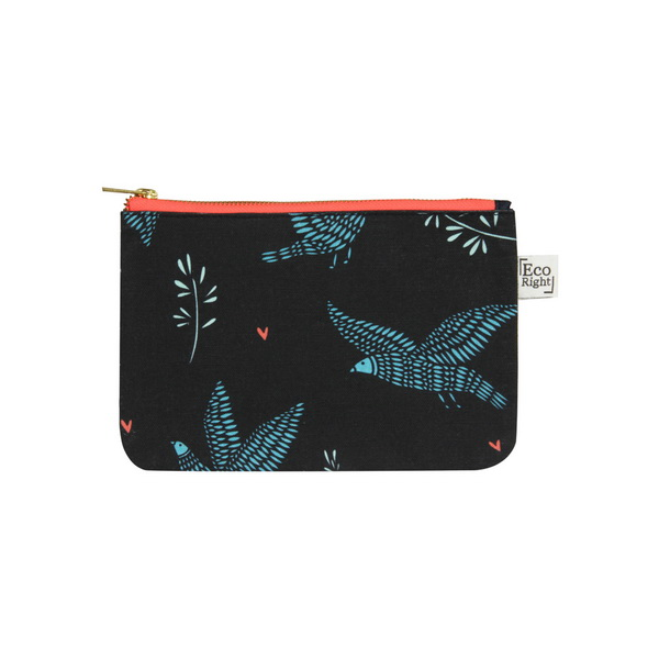 Canvas cosmetic pouch-1803H06-1