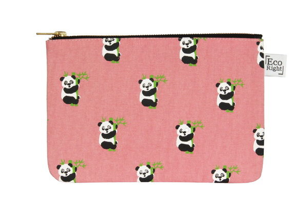 Canvas Cosmetic pouch-1807S01
