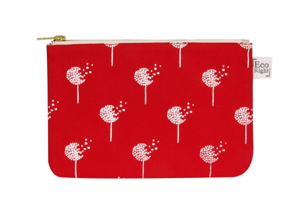 Canvas Cosmetic pouch-1812S03
