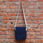 Canvas Sling Bag-1903-BW