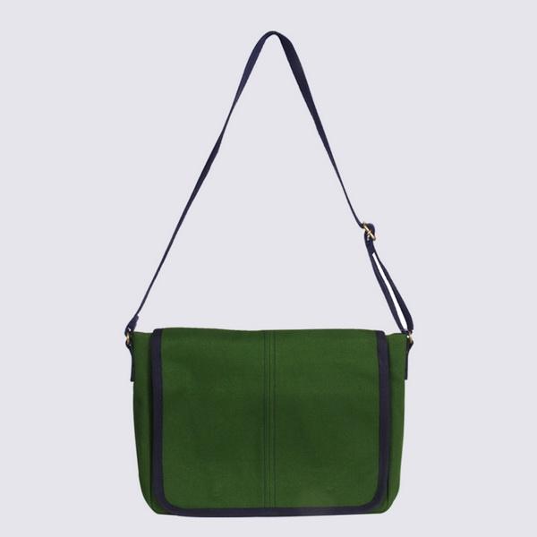 Canvas Messenger Bag-2006-1