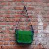 Canvas Messenger Bag-2006-BW