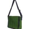 Canvas Messenger Bag-2006-Side