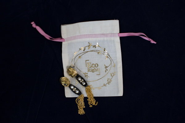EcoRight Jewellery Pouch