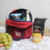 EcoRight Lunch Bag - Maroon-2