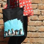 EcoRight Premium Tote -Penguin Black
